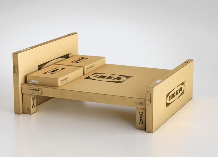 Ikea Flat pack furniture Assembly